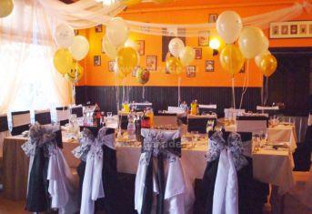 Sport étterem XVI. kerület esküvő