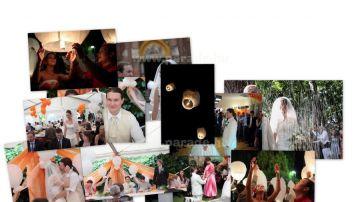 Leányfalu esküvői dekoráció